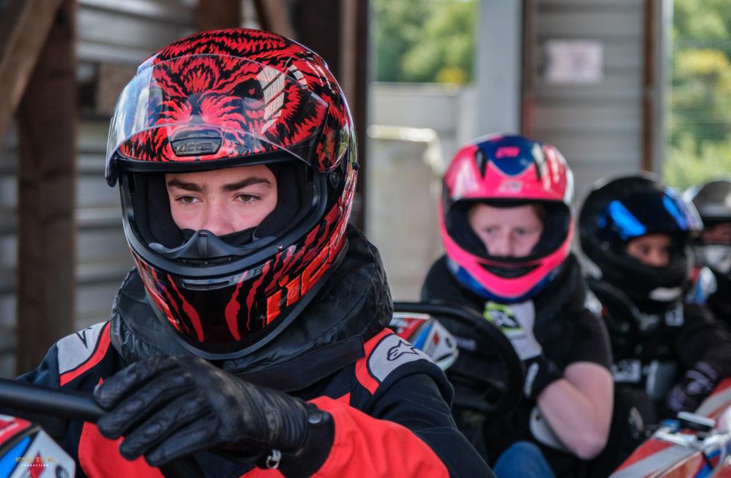 Course Karting près de Vannes