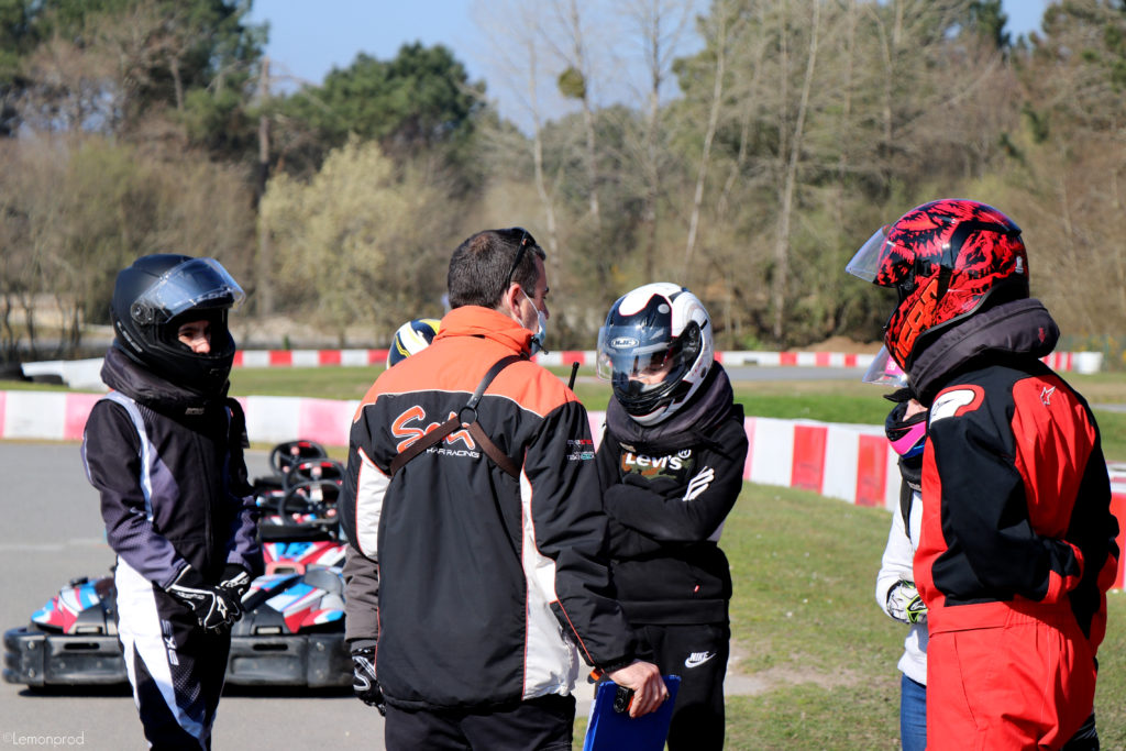 Cours de Karting Vannes