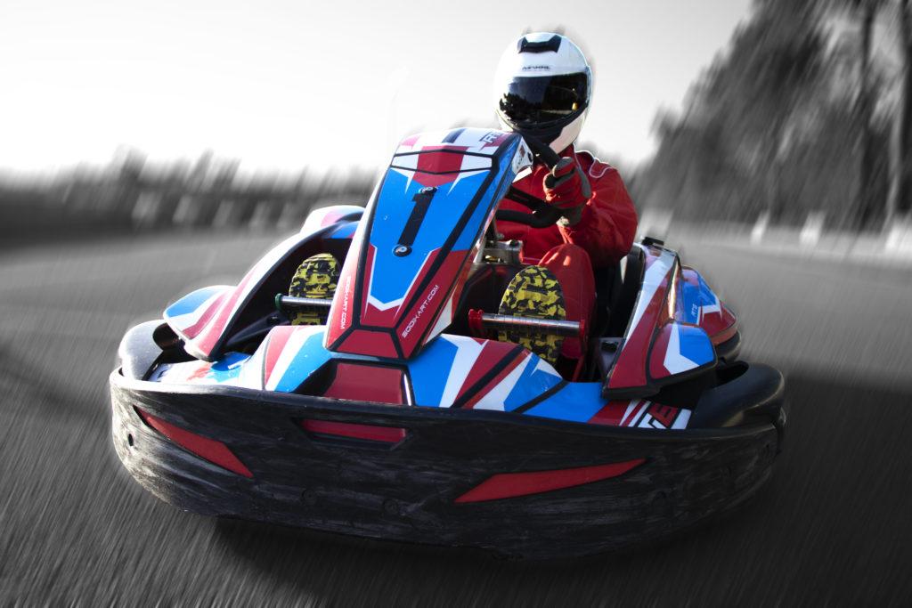 Stage de Pilotage Karting Vannes